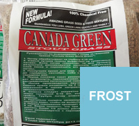 CANADA GREEN FROST