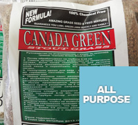 CANADA GREEN ALL PURPOSE