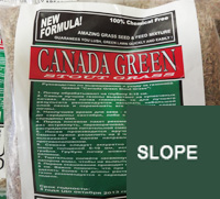 CANADA GREEN SLOPE